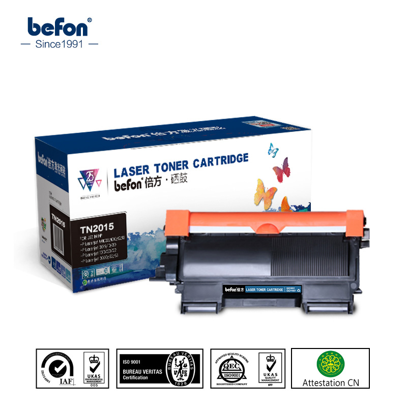 befon TN2015 2015 TN2080 2080 TN2090 2090  Toner Cartridge Compatible for Brother HL 2130 2130R  DCP 7055 7055R 7055WR 7057R 705  asanas as 2080 r с парогенератором