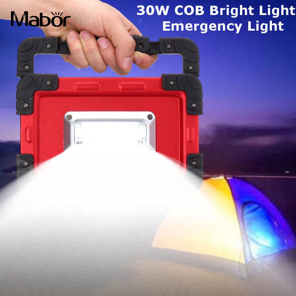 Beautiful Tent Lamp 10w Fold Plastic Outdoor Lamp ...