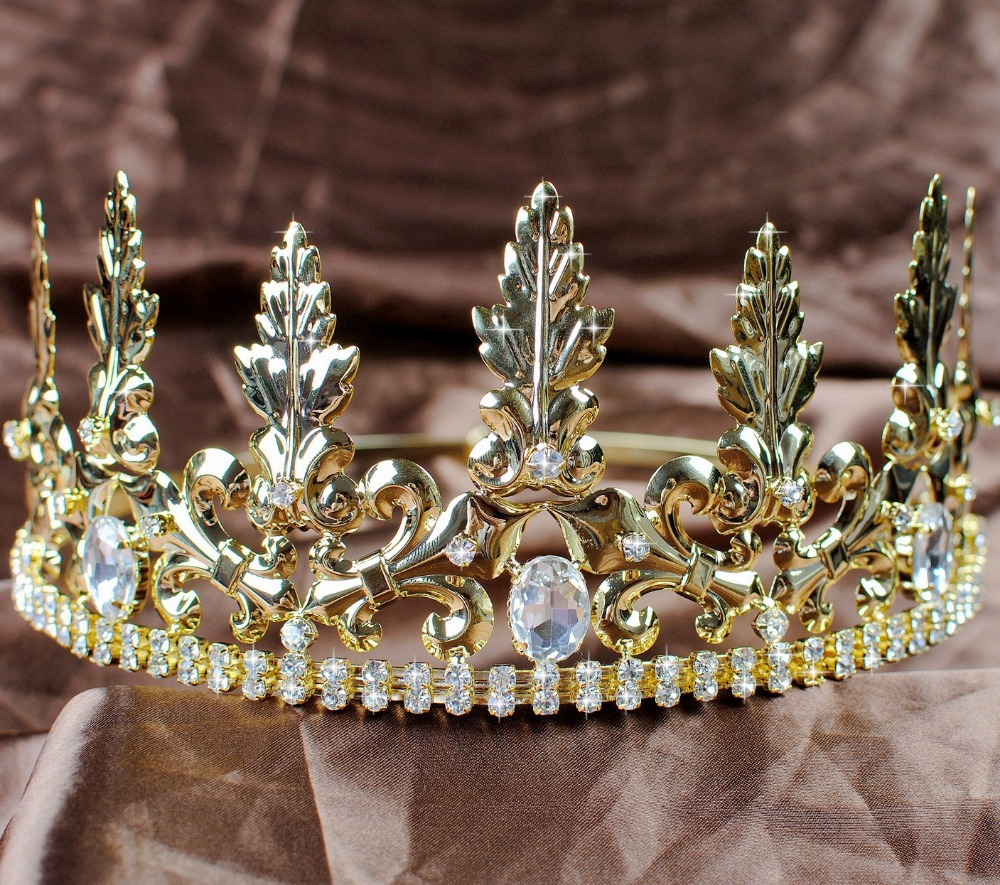 New Medieval Circle Crown Costume Accessory