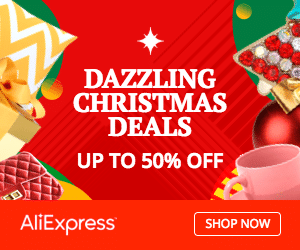 AliExpress Christmas Deals