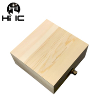 Hi Fi аудио GND усилитель декодер динамик аудио заземляющая коробка для настройки мощности очиститель электроники черное отверстие заземление коробка