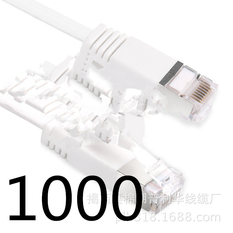 LISM 2018 Ethernet Cable CAT6 Network Cable Patch Lead RJ45 Cables Cord1000