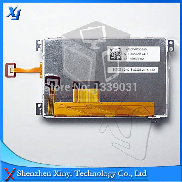 100% tested for VW RNS 310 Skoda RNS 315 Car Navigation L5F30872P02 LCD  Display Touch screen