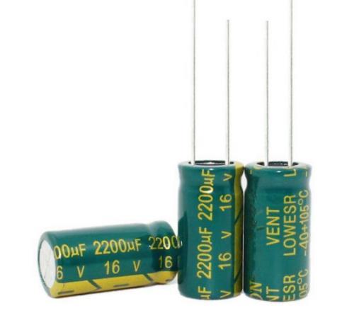 200 шт 16V 2200 мкФ 2200 мкФ 16V Алюминиевые Электролитические Конденсаторы размером: 10*20 лучшего качества|electrolytic capacitors|aluminum electrolytic capacitor16v 2200uf | АлиЭкспресс