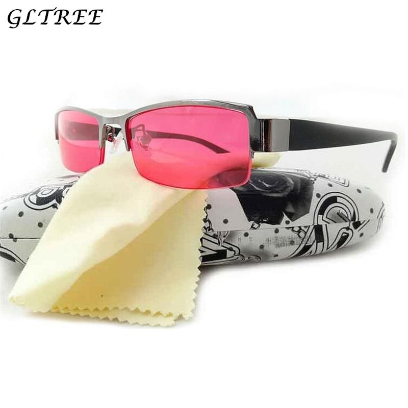 Gltree 2018 Blind Color Blindness Corrective Glasses Half