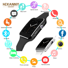 Купить с кэшбэком New Arrival Smart Watch Men for Children Camera Clock Support SIM TF Card Bluetooth Sport Smartwatch for iPhone Xiaomi Android