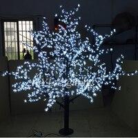220 В Водонепроницаемый Белый Рождественский праздник украшения Свадебная вечеринка лампа Сад Открытый светодио дный декоративный искусст