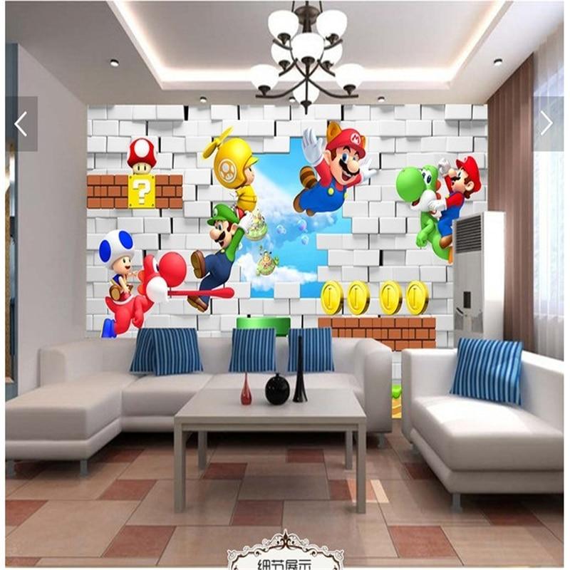 Atemberaubend Super Mario Galaxy Kinderzimmer Zeitgenössisch - Die ...