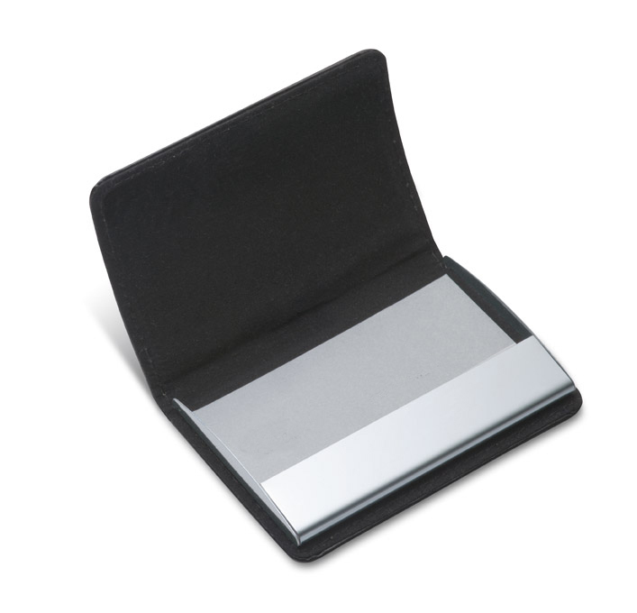 Brand Stainless Steel Men Business Card Holder Case Card & ID ...