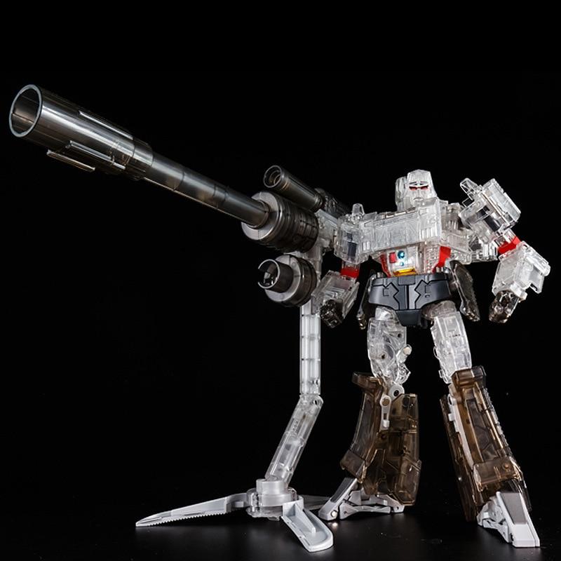 24 CM G1 THF Transformation Transparent Emperor of Destruction THF03 Thf-03 MP36 MP-36 Alloy MasterPiece Oversize Figure Toys сумка emperor mk20380 2014