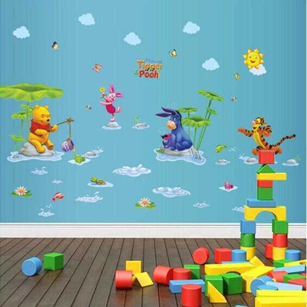 Attracting Children Lovely Cartoon Water Park Sweet