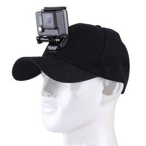 Image 1 - Регулируемая Крышка для спортивной камеры с винтами и основанием J Stent для GoPro Hero 6/5