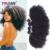 7A Cabelo Encaracolado Kinky Mongol 5 peças/lote Afro Kinky Curly Virgem Cabelo Rosa Produtos de Cabelo Cabelo Humano Tece Natural Preto