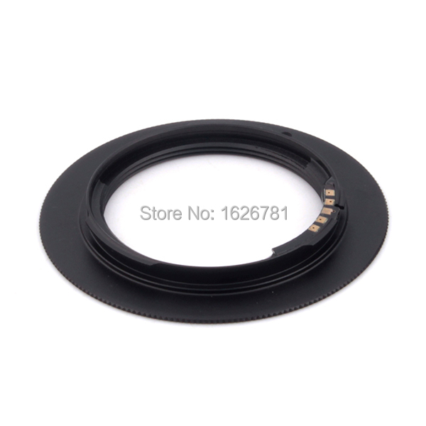 Pixco AF Confirm lens adapter Suit For M42 screw mount Lens To Sony Alpha Minolta MA