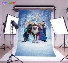SHENGYONGBAO Vinyl Custom Photography Backdrops Cartoon theme Photo Studio Props horizontal Background JND-21