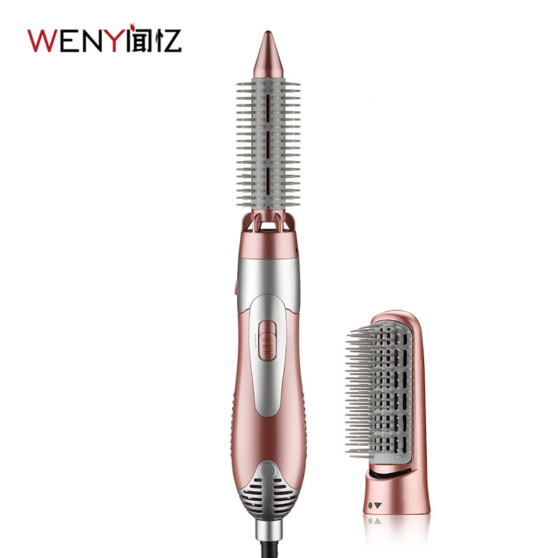 WENYI 220 240V Electric Hair Curling Irons  Styler Hair Blow Dryer Machine Brush Comb Straightener Curler Styling Tool|blow dryer|hair blow dryer|styling tools - AliExpress