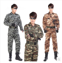 promotion! Outdoor men's Military jacket tactical tatico Camouflage sets Army militar uniform combat Airsoft clothes Coat+Pants