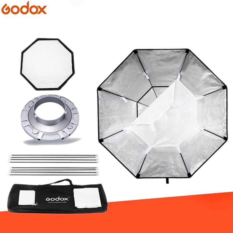 Godox Softbox BW95cm Octagon Softbox Bowens Mount Aluminum Alloy Adapter RingGodox Softbox BW95cm Octagon Softbox Bowens Mount Aluminum Alloy Adapter Ring