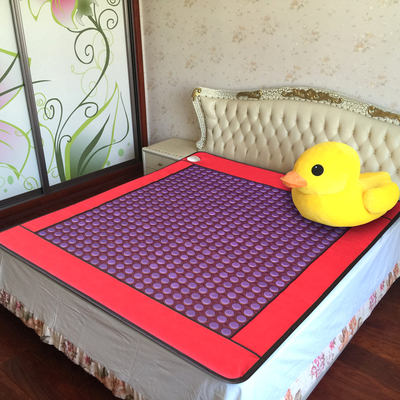 2016 new heating massage mat with jade stones bed health mattress health products 3 Size for You Choice infrared heating health products japan mattress thermal massage bed jade 2015 new massage mattress free shipping