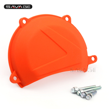 Clutch Protection Cover For KTM EXC 450 SX-F XC-W XC-F SMR RALLY 500 XC-W EXC 500 Motorcycle Accessories Engine Protector Guard clutch cover protection cover water pump cover protector for ktm 350 exc f excf 2012 2013 2014 2015 2016