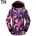 Breathable Waterproof Thermal Fleece Jackets Women Basic Coats Windbreaker Camouflage Military Tactical Softshell Jacket #170225