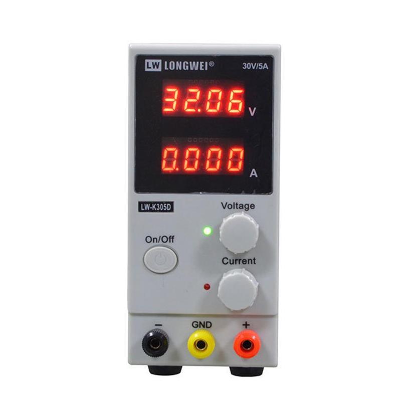 30V 5A Switching DC Digital MCH-K305DN Phone Repair 4 Bits Digital Adjustable Power Supply New30V 5A Switching DC Digital MCH-K305DN Phone Repair 4 Bits Digital Adjustable Power Supply New