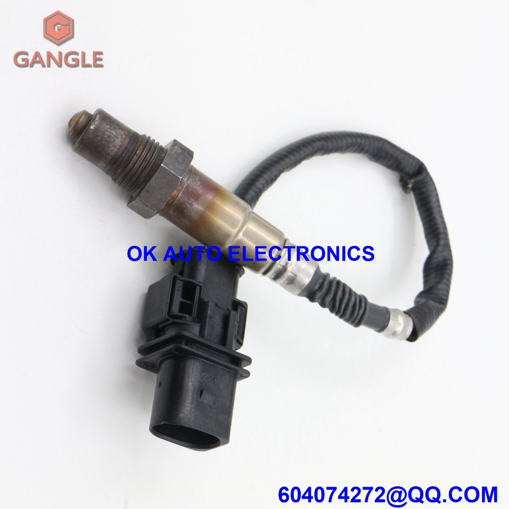 Oxygen Sensor Lambda AIR FUEL RATIO O2 SENSOR for SV6 0258017512 0 258 017 512 oxygen sensor lambda air fuel ratio for mini bmw 5 6 7 series ls17187 757667301 7576673 11787576673 0258017172 0258017187