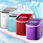 33lb Commercial Ice Cube Maker Machine Undercounter Bar Home Portable Restaurant