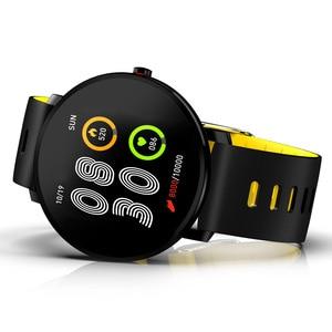 Image 4 - SENBONO K9 Men Smart watch IP68 waterproof IPS Full Touch Heart rate monitor Fitness tracker Sports Women smartwatch PK V11 K1