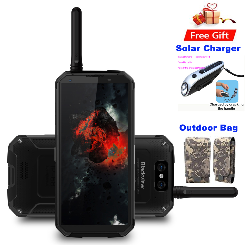 Original BV9500 Pro ip68 Rugged Waterproof Mobile Phone Android 8 1 Octa Core 5 7 18