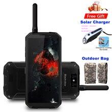 Оригинальный BV9500 Pro ip68 прочный водонепроницаемый мобильный телефон Android 8,1 Octa Core 5,7 «18:9 MTK6763T 6 ГБ Оперативная память UHF PTT рация