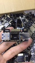 USB adapter supports PC3000 6.2 mirror U SD card TF card and USB disk sectors equipment recovery
