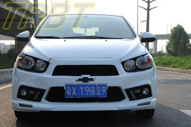 Hatchback Body Kit Abs Front Bumper With Foglight Side Skirts Rear