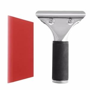 Image 4 - New Car Auto Window Film Tinting Squeegee Razor Blade Scraper Tool With Handle