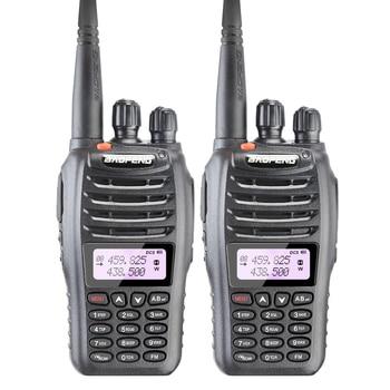 цена на 2PCS/LOT Original BAOFENG UV-B5 136-174/400-480MHZ Wireless Ham CB Portable Transceiver