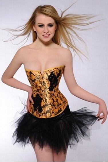 Платья пачки корсет