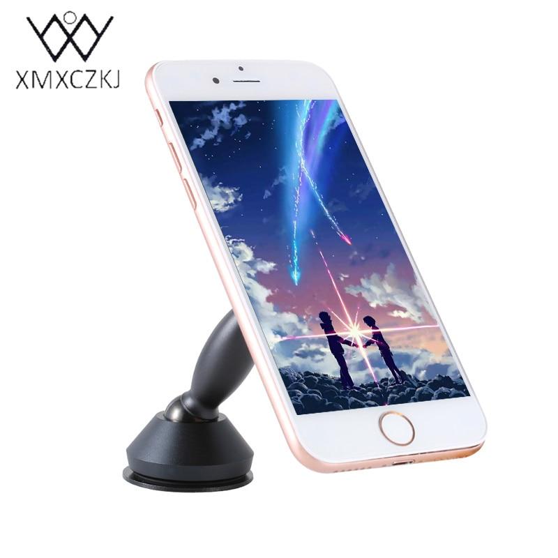 XMXCZKJ մագնիսական հեռախոսի սարքի կրիչի - Բջջային հեռախոսի պարագաներ և պահեստամասեր - Լուսանկար 1