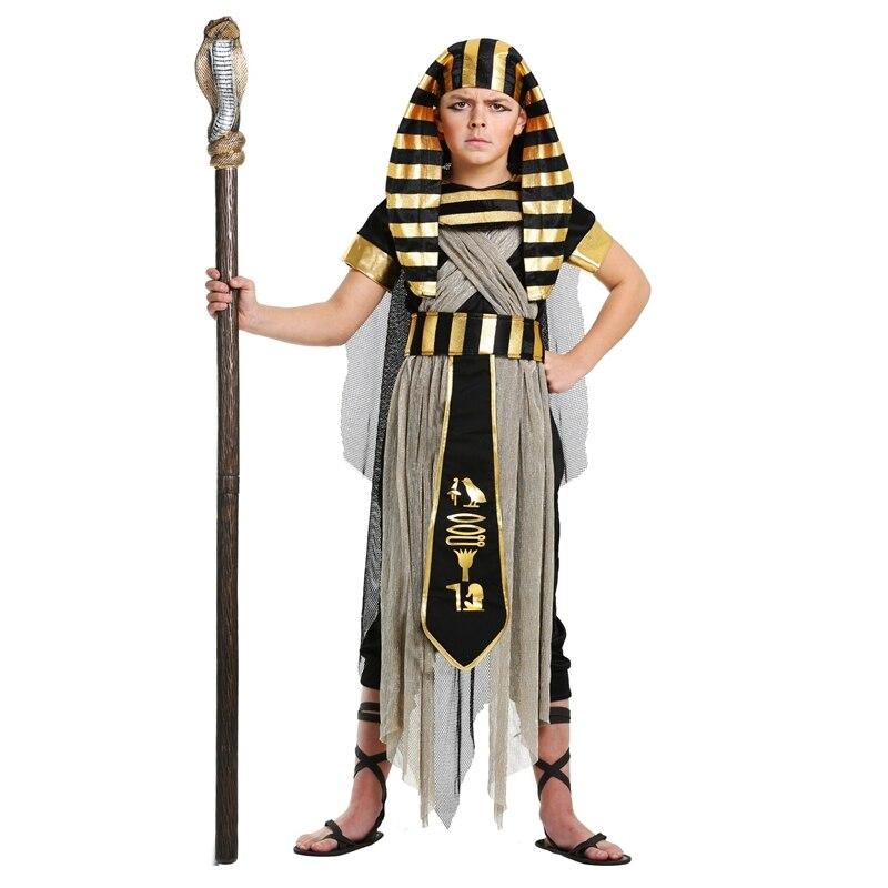 Ancient Egyptian King Tut Adult Costume