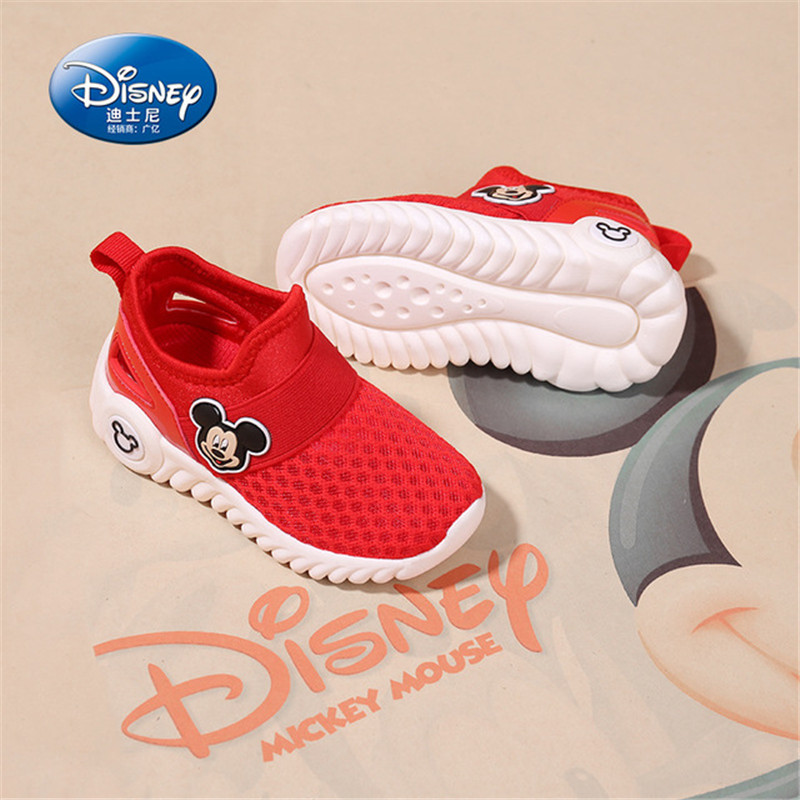 Disney Mickey kids shoes Summer Baby Boy Breathable Mesh Air Casual Shoes jongens schoenen Toddler girl Tipsietoes SneakersDisney Mickey kids shoes Summer Baby Boy Breathable Mesh Air Casual Shoes jongens schoenen Toddler girl Tipsietoes Sneakers