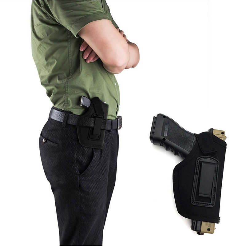 WOLF ENEMY Tactical Concealed Belt Holster IWB Holster for All Compact Subcompact Pistols