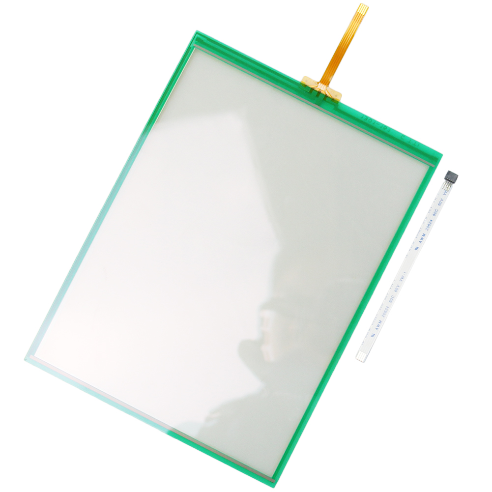 1PCS 142*189mm New Touch Screen Digitizer for  KUKA Robot Teaching KUKA KCP4 VKRC4 KRC4 zhiyusun new 10 4 inch touch screen 239 189 for industry applications 239mm 189mm 8 lins 47f8104025 r13 commercial use