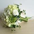 Beautiful Bridal Bridesmaid Flower wedding bouquet artificial flower bouquet Green bridal bouquets
