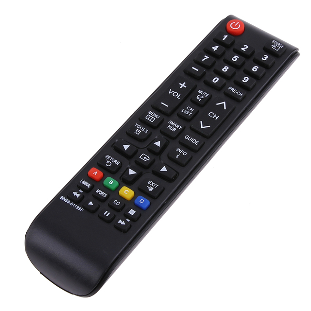New Design For Samsung TV Replacement Remote Control For
