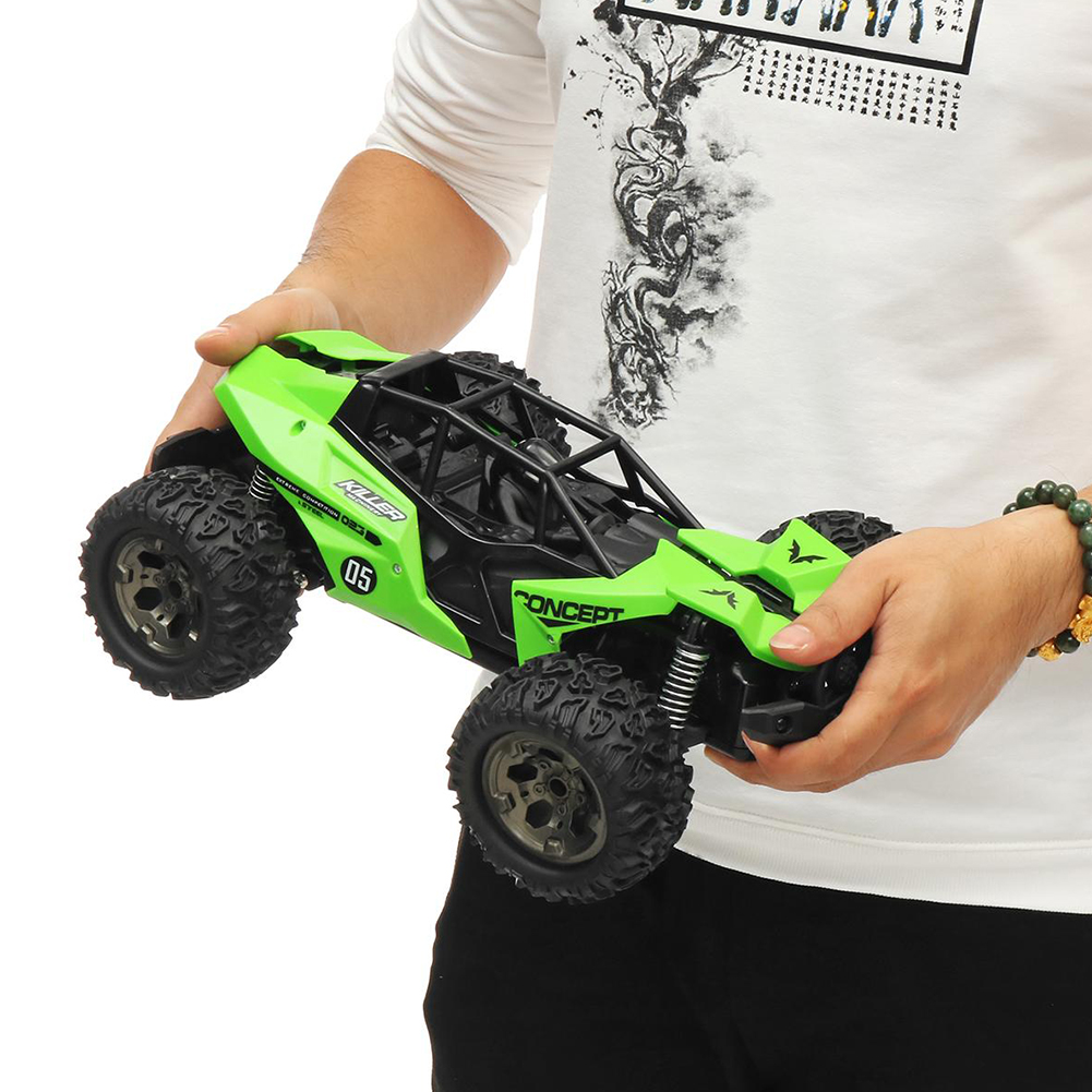 1:12 Stable High Speed Gift Rechargeable Off Road Water Resistant Electric Vehicle Cool RC Car Racing Truck Outdoor Strong Grip-in RC Cars from Toys & Hobbies    1