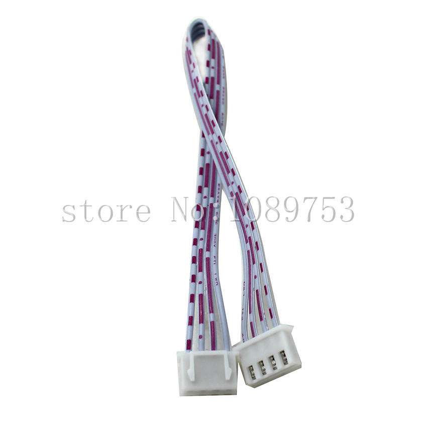 20 Pcs 10cm 4Pin JST XH Connector Cable Wire 2.54mm Pitch Female To Female