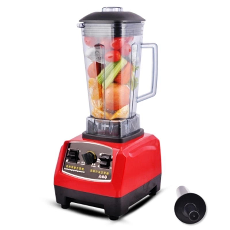 2200W Heavy Duty Commercial Grade Blender Mixer Juicer High Power Food Processor Ice Smoothie Bar Fruit Blender OCTAVO 1hp 1500w heavy duty commercial blender mixer juicer high power food processor ice smoothie bar fruit electric blende
