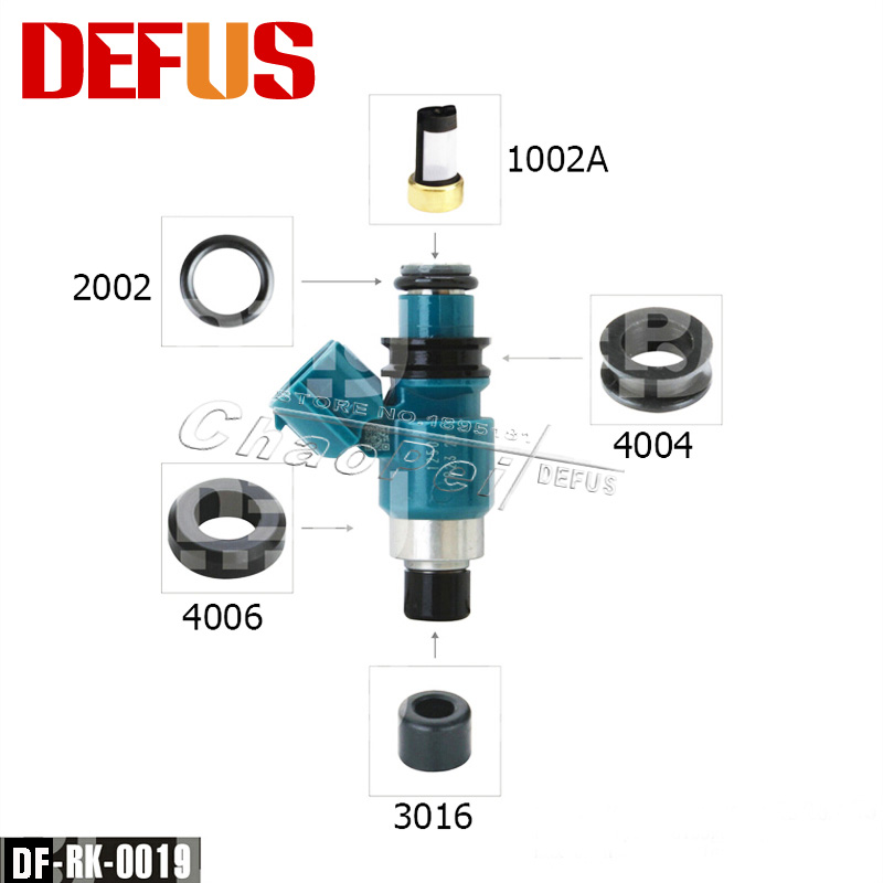High Quality 50 Pcsbag 5 Bags Fuel Injector Filter O Ring Plastic Rhaliexpress: Bag Fuel Filter At Gmaili.net