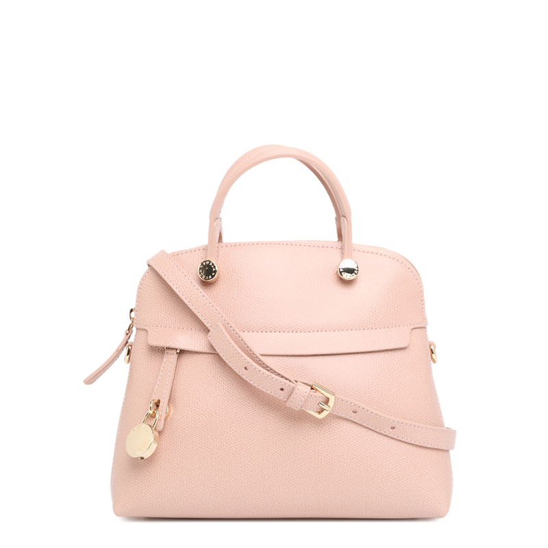 FURLA handbag piper leather bag BHV0