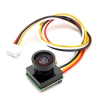 Free Shipping 600TVL 170 Degree Wide Angle Len Super Small Color Video Mini FPV Camera With