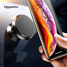 Magnetic Car Phone Holder For iPhone X Samsung Magnet Air Vent Mount in Cell Mobile Stand